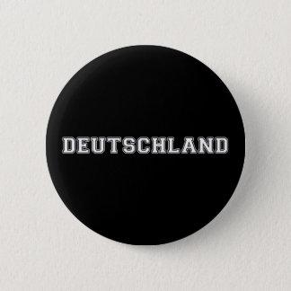 Deutschland Ronde Button 5,7 Cm