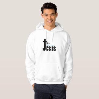 Deze Jongen houdt van Jesus Christian Hoodie