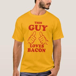 Deze Kerel houdt van Bacon T Shirt