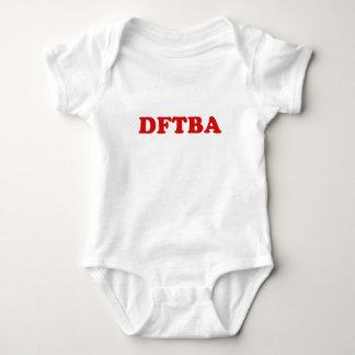 DFTBA vergeet niet Geweldige te zijn Romper