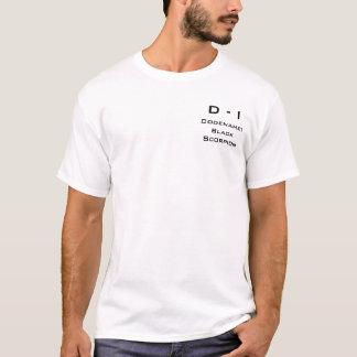 DI Tshirt - Zwarte Schorpioen