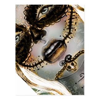 """""""Dia DE Los Muertos"""" (Dag van de doden) Briefkaart"""
