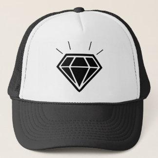 Diamant Bling Trucker Pet