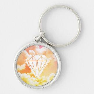 Diamant Sleutelhanger