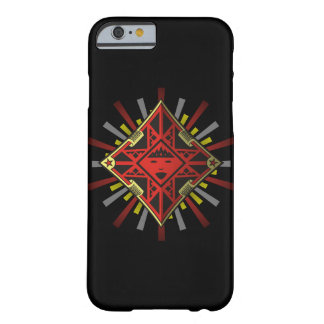 Diamant van Actie Barely There iPhone 6 Hoesje
