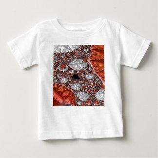 Diamanten in Ruwe Fractal 3 Baby T Shirts