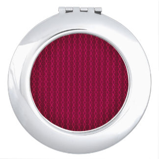 Diamonds-Ruby-Red_Stylish-Threads_Gift-ware_Favors Makeup Spiegels