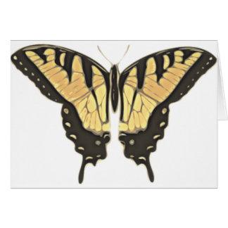 dichte Vlinder Kaart