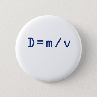 Dichtheid Ronde Button 5,7 Cm