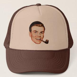 Dick hoed trucker pet