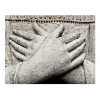 Dient Gebed in Briefkaart