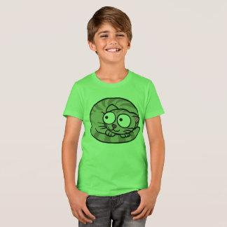 Dier van de sleeves van de Kat van de Jongen van T Shirt