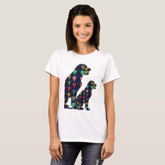 dieren van het huisdierenminnaars van LABRADOR van T Shirt