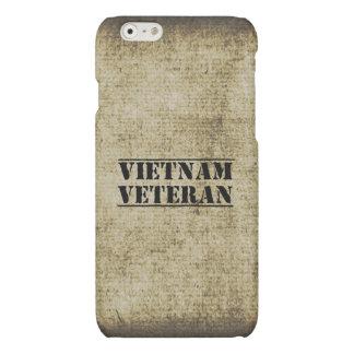 Dierenarts van de Oorlog van de Veteraan van Matte iPhone 6 Hoesje