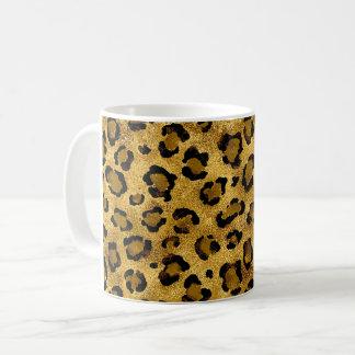 Dierlijke drukVlekken Koffiemok