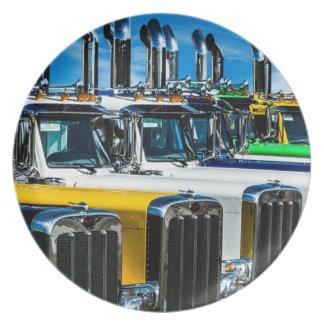 Diesel Vrachtwagens Party Borden