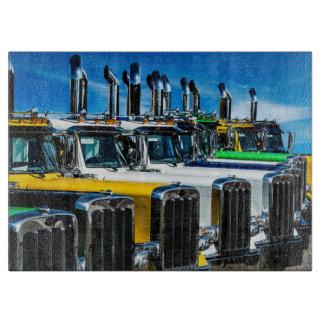 Diesel Vrachtwagens Snijplank