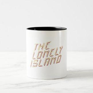 Digitaal Eiland Tweekleurige Koffiemok
