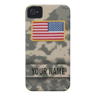 Digitaal iPhonehoesje van de Camouflage van de Sti iPhone 4 Hoesje