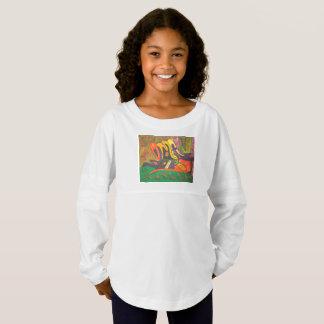 Digitale Abstracte Illustratie DAI C. Jersey Shirt