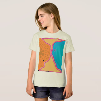 Digitale Abstracte Illustratie DAI C T Shirt