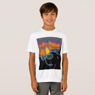 Digitale Abstracte Illustratie DAI C T Shirt