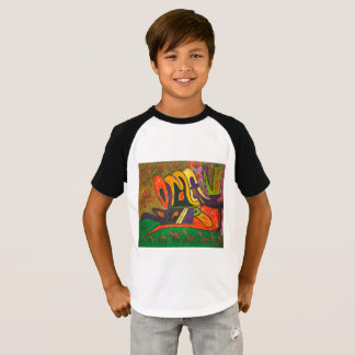 Digitale Abstracte Illustratie DAI C. T Shirt