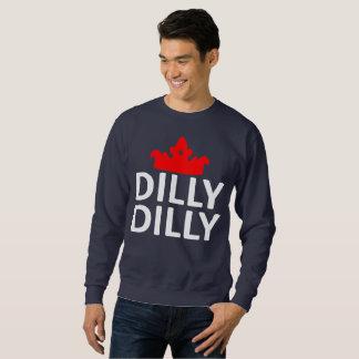 Dilly Dilly een Ware vriend van de kroon Trui