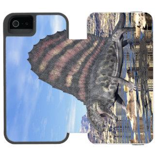 Dimetrodon in de 3D woestijn - geef terug
