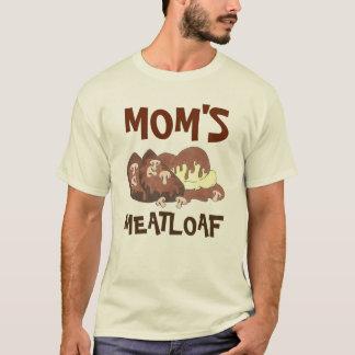 Diner van het Gehaktbrood van het mamma de T Shirt