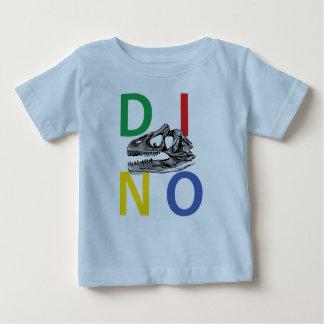 DINO - de Lichtblauwe T-shirt van Jersey van het