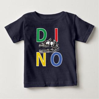 DINO - de Marineblauwe T-shirt van Jersey van het