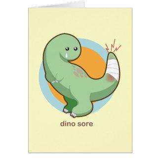 Dino Sore Briefkaarten 0