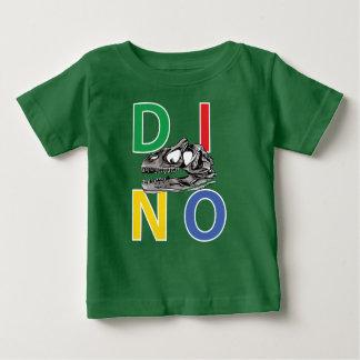 DINO - T-shirt van Jersey van het Baby van de Hoed