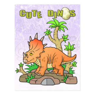 dinosaurus briefkaart