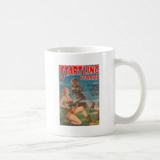 Dinosaurus met een Grote Tong Koffiemok