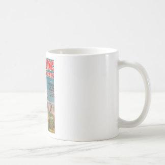 Dinosaurus met een Lange Tong Koffiemok