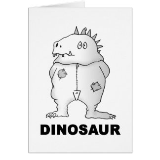 Dinosaurus Wenskaarten