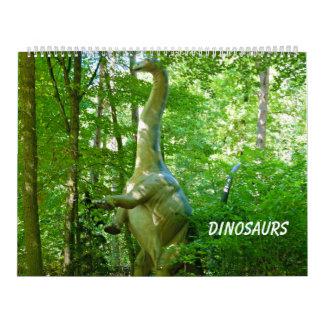 Dinosaurussen Kalender