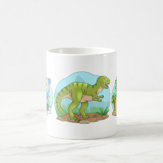 dinosaurussen koffiemok