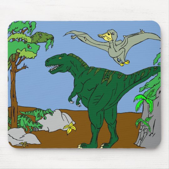 Dinosaurussen Muismat