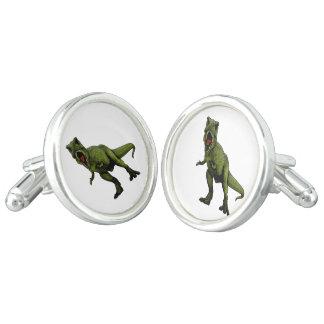Dinosaurussen t-Rex Manchetknopen