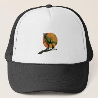 Dinosaurussen t-Rex Trucker Pet