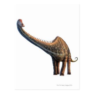Diplodocus Briefkaart