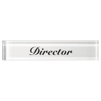 Directeur Naambord