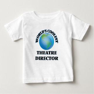 Directeur van het Theater van de wereld de koelste Baby T Shirts