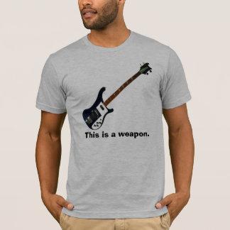 Dit is een wapen t shirt