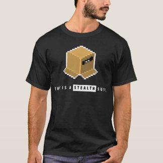 Dit is een (Zwart) Kostuum van de Heimelijkheid T Shirt