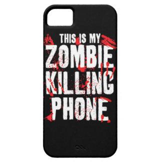 Dit is mijn dodende Telefoon van de Zombie houdt k Barely There iPhone 5 Hoesje
