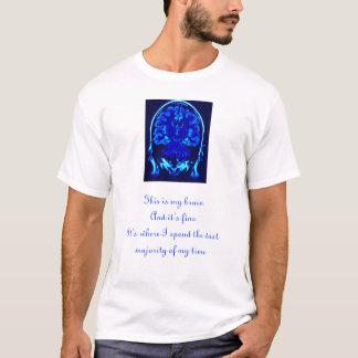 Dit is mijn Hersenen T Shirt